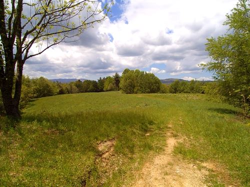 13.811 Acres in The Blue Ridge : Troutdale : Grayson County : Virginia