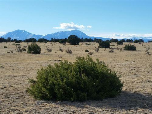 Big And Cheap 40 Acres : Walsenburg : Huerfano County : Colorado