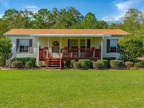 Beautiful Mobile Home In Jasper : Jasper : Hamilton County : Florida