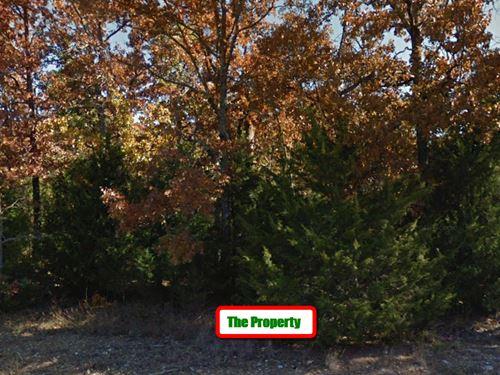 Pioneer Lake Property : Horseshoe Bend : Izard County : Arkansas