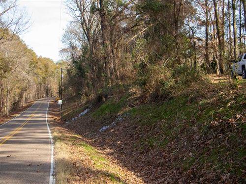 5 Acre Homesite : Hope Hull : Montgomery County : Alabama