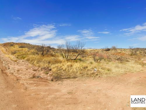 Beautiful Lot Near Lake Meredith : Fritch : Hutchinson County : Texas