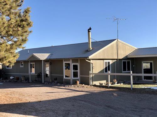 Elizabeth Colorado Horse Property : Elizabeth : Elbert County : Colorado