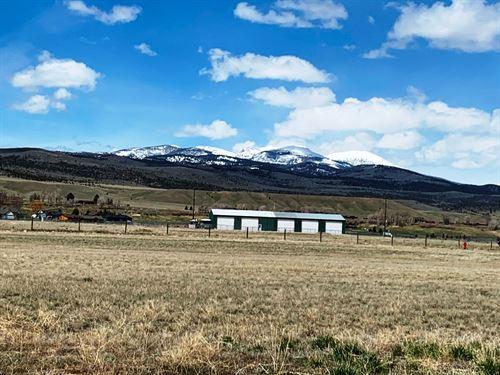 Block 6 North 40 Development : Ennis : Madison County : Montana