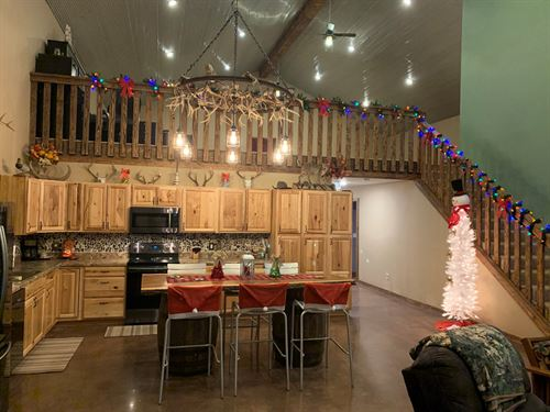 3 Bedroom Home Nearly 16 Acres : Lyles : Hickman County : Tennessee