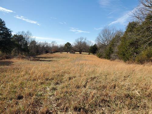 Land For Sale in Southern Missouri : Tecumseh : Ozark County : Missouri