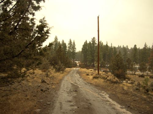 Close to Town, $165/Month : Bonanza : Klamath County : Oregon