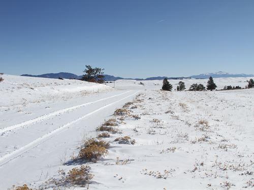 Dream Location, $175/Mth Financing : Hartsel : Park County : Colorado
