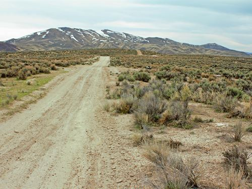 Private and Peaceful : Elko : Nevada