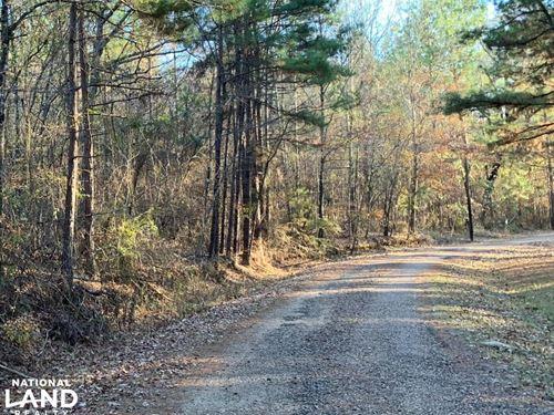 Huntingtract With Possible Small Tr : Harrisonburg : Catahoula Parish : Louisiana