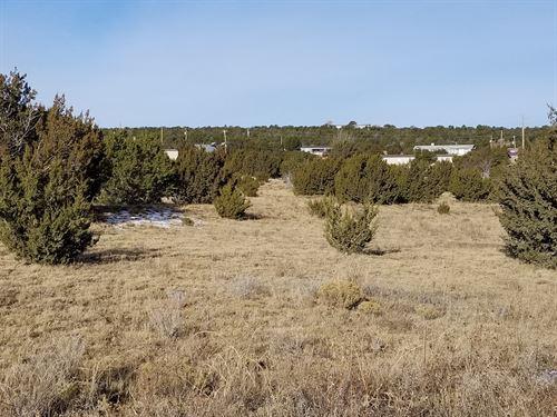 Residential 2.5 Acre Lot Edgewood : Edgewood : Santa Fe County : New Mexico