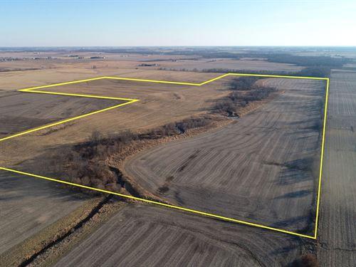 Wapello County Iowa Farmland : Ottumwa : Wapello County : Iowa