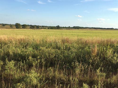 Western Oklahoma Land For Sale : Erick : Beckham County : Oklahoma