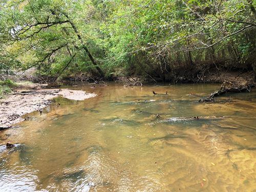 Potato Creek Road Tract : Thomaston : Upson County : Georgia