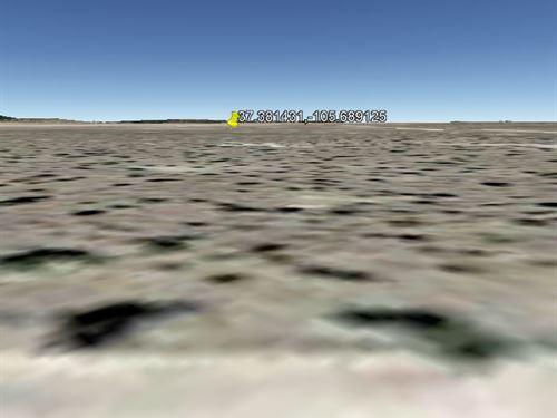 Wide Open Space, by Refuge No 294 : Blanca : Costilla County : Colorado