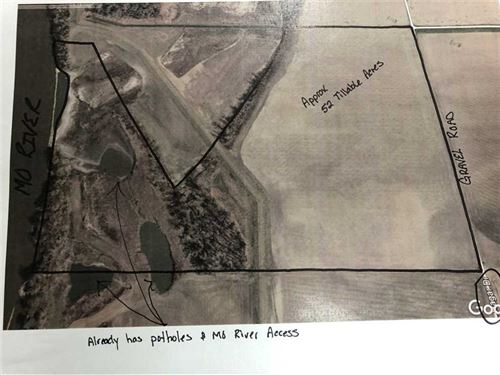 Holt County 90 Acres, Hunting : Forest City : Holt County : Missouri