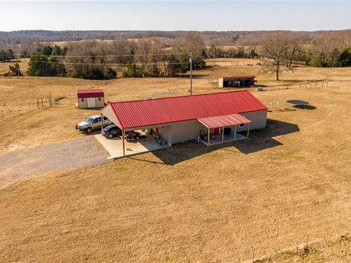 80 Acres, New 2014, 2 Bed 2 ba : Sulphur Rock : Independence County : Arkansas