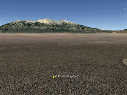 Huge Lot With Mountain Views No 295 : Blanca : Costilla County : Colorado
