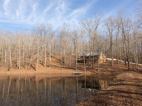 81 Acre Farm, Recreational Property : Westpoint : Lawrence County : Tennessee