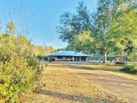 Home And 46.5 Acres Located On Tang : Magnolia : Pike County : Mississippi