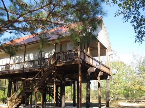 129 Dillons Bridge Road Lot 22 : Tylertown : Walthall County : Mississippi