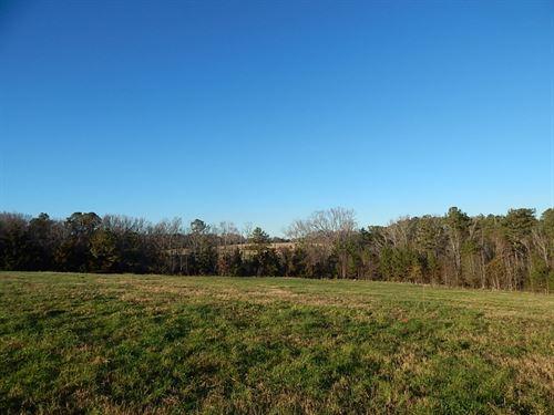 Crawford Smithonia Mini Farm : Colbert : Oglethorpe County : Georgia
