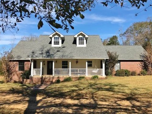 3 Bed/2 Bath Home Bogue Chitto Scho : Summit : Pike County : Mississippi