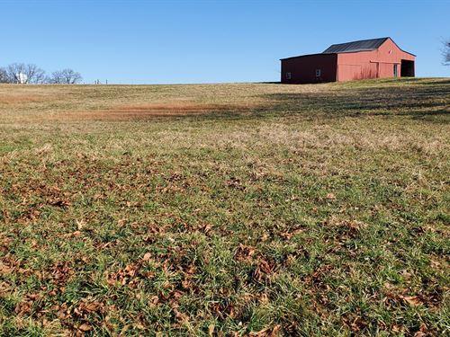 5.8 Acre Lot Barn Franklin, KY : Franklin : Simpson County : Kentucky