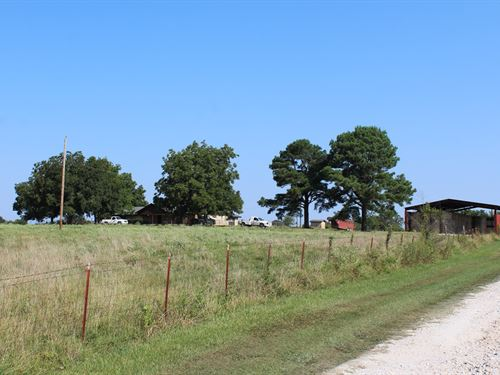 Country Home Ranch Land Idabel : Idabel : McCurtain County : Oklahoma