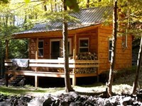 Riverfront Land & Cabin Package : Remsen : Oswego County : New York
