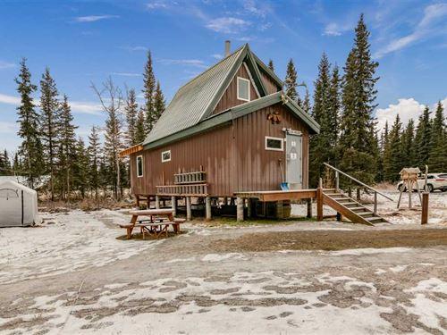 Super Nice, 2 Bed Recreational Cab : Kasilof : Kenai Peninsula Borough : Alaska
