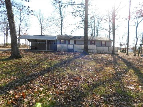 Residential Home on 1 Acre Lot : Fairdealing : Ripley County : Missouri