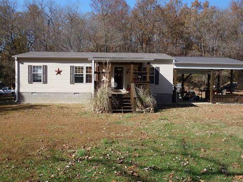 Country Home 8.2 Ac Missouri : Ellington : Shannon County : Missouri