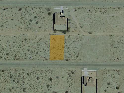 9,147 Sqft Raw Land, Power : Salton City : Imperial County : California