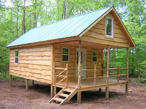 Camp Muskrat Brook : Remsen : Oneida County : New York