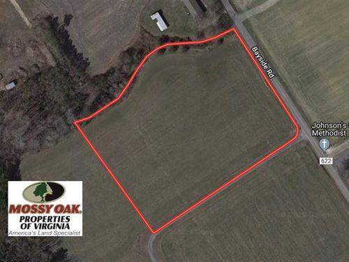 4.6 Acres of Land For Sale in Nort : Machipongo : Northampton County : Virginia