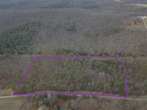 Land For Sale, Orange Co, IN Buil : Hardinsburg : Orange County : Indiana