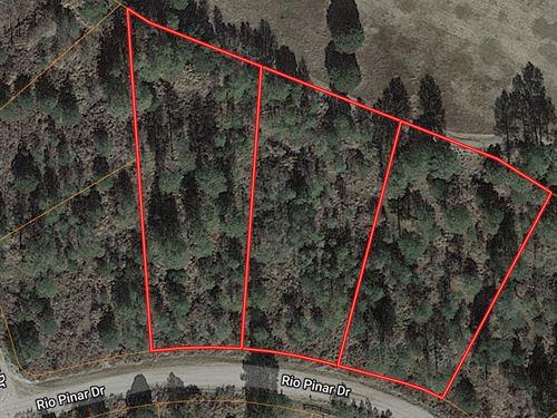 Golf Course Property New Mexico : Timberon : Otero County : New Mexico