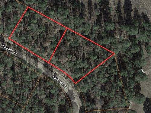 Golf Course Land For Sale : Timberon : Otero County : New Mexico