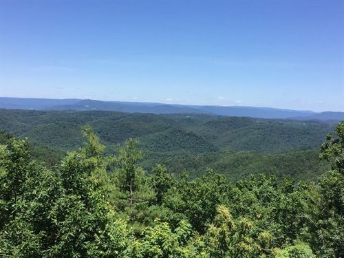 Mountain Land For Sale in Pilot VA : Pilot : Montgomery County : Virginia