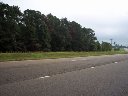 22 Acres Interstate 20 Frontage : Forest : Scott County : Mississippi