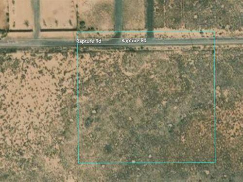 Endless Opportunties : Holbrook : Navajo County : Arizona