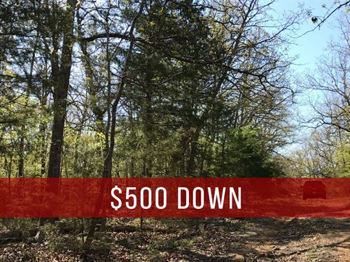 Owner Financed 6+ Acres at The Lake : Cedarcreek : Taney County : Missouri