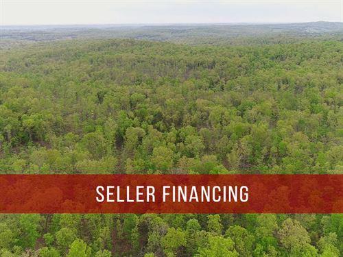 $500 Down On Huge 37 Acres : Ava : Douglas County : Missouri