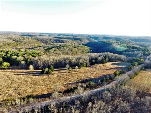 115 Wooded Acres With Beautiful 5 : Ava : Douglas County : Missouri