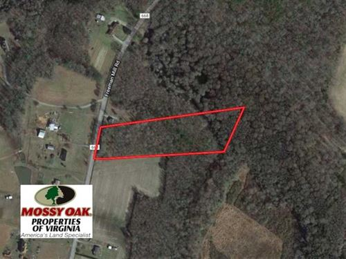 Reduced, 3 Acre Residential Build : Whaleyville : Suffolk City County : Virginia