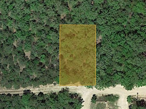 .22 Acre Property For Sale : Diamond : Boone County : Arkansas