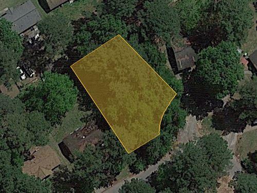Land Near State Park, 0.21 Acres : Columbia : Richland County : South Carolina