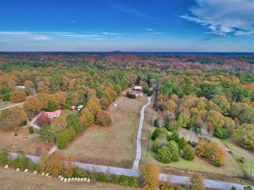 Remodeled Ranch on 5+ Acres : Oxford : Walton County : Georgia