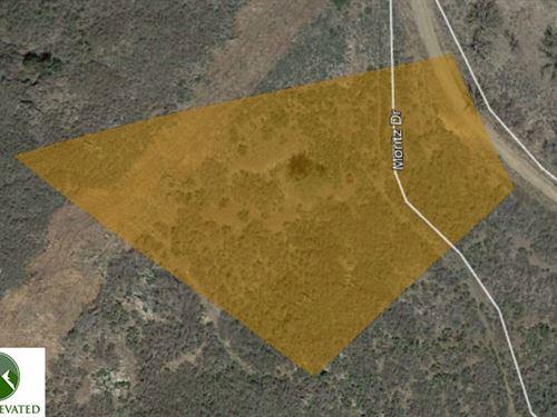 Amazing Hillside Property : Tehachapi : Kern County : California